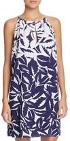 Tommy Bahama Graphic High Neck Dress Swim Cover-Up