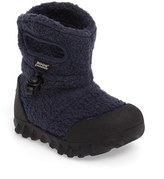 Bogs Toddler Girl's B-Moc Waterproof Fleece Boot