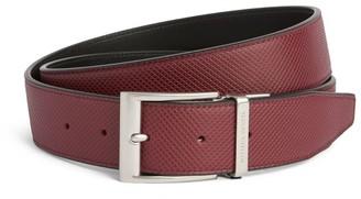 Bottega Veneta Leather Reversible Belt