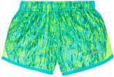 Nike Toddler Girl Dri-FIT 10K Sublimated Printed Shorts