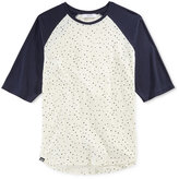 Wesc Men's Raglan-Style T-Shirt
