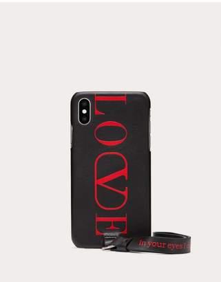 Valentino Garavani Love Phone Cover For Iphone Xs Max