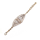 Lulu Frost Galaxy Bracelet - Crystal
