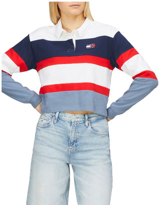 Tommy Jeans TJW Badge Rugby