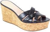 Kate Spade Talcott Leather Platform Slides