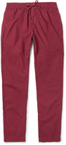 Tomas Maier - Sporty Riviera Slim-fit Cotton Trousers