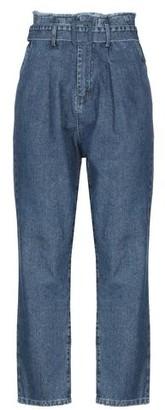 FEDERICA TOSI Denim trousers