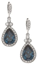 Givenchy Women's Pave Drop Earrings