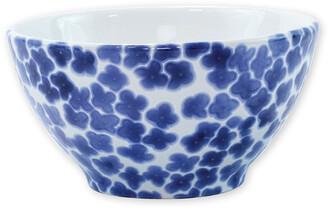 Vietri Santorini Flower Cereal Bowl