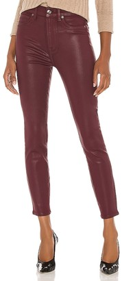 7 For All Mankind High Waisted Ankle Skinny Jean