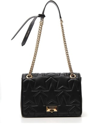 Jimmy Choo Helia Chain Strap Bag