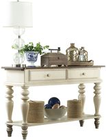 Hillsdale Pine Island Sideboard in Old White