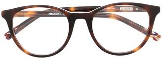 Missoni Tortoiseshell Glasses