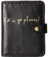 Vera Bradley Mallory RFID Passport Wallet Wallet Handbags