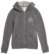 Roxy Girl's Close To See You Zip Hoodie