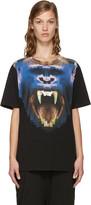 Marcelo Burlon County of Milan Black Llullaillaco T-Shirt