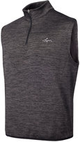 Greg Norman For Tasso Elba Men's Hydrotech Quarter-Zip Vest, Only at Macy's