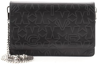 Givenchy Pandora Chain Wallet Quilted Leather