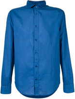 Armani Jeans classic shirt - men - Cotton - M