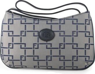 Luigi Womens 81413nvy Shoulder Bag Blue (Navy)