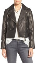Mackage Women's Leather Moto Jacket