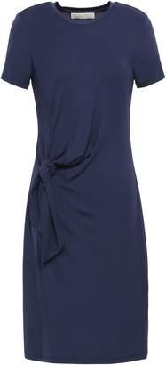 MICHAEL Michael Kors Knotted Jersey Mini Dress