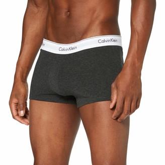 Calvin Klein Men's Low Rise Trunk 2pk Swim