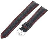 Hirsch 044020-51-18 18 -mm Genuine Calfskin Watch Strap