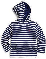 Ralph Lauren Toddler's & Little Boy's Striped Mesh Hoodie