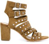 Loeffler Randall 'Galia' sandals - women - Leather/Suede - 6.5