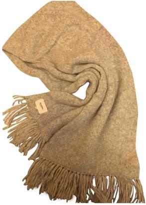 Nanushka Grey Wool Scarves