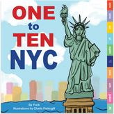 Bed Bath & Beyond One to Ten NYC Board Book