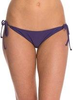 Roxy Swimwear Color Me Badd Tie Side Bikini Bottom 8126886