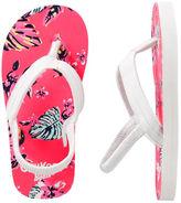 Osh Kosh OshKosh Floral Print Flip Flops