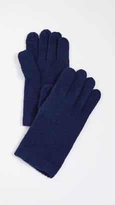 Carolina Amato Wool Texting Gloves