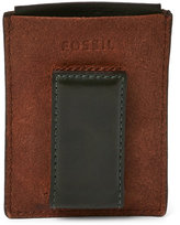 Fossil Whiskey Max Magnetic Card Case