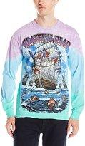 Liquid Blue Men's Ship Of Fools Long Sleeve T-Shirt