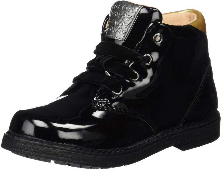 Geox Girl's B Glimmer G. C Ankle Boots