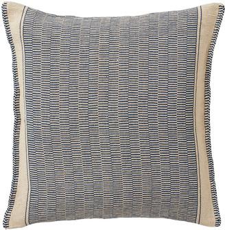 OKA Roku Cushion Cover, Plain Stripe - Multi