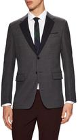 Valentino Wool Contrast Notch Lapel Sportcoat