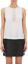 A.L.C. Women's Pennie Top-WHITE