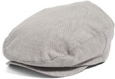 Brixton Men's Barrel Driving Cap - Grey