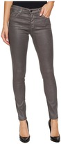 AG Adriano Goldschmied The Leggings Ankle in Leatherette Light Field Stone Women's Casual Pants