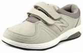 New Balance Ww813 D Round Toe Leather Walking Shoe.
