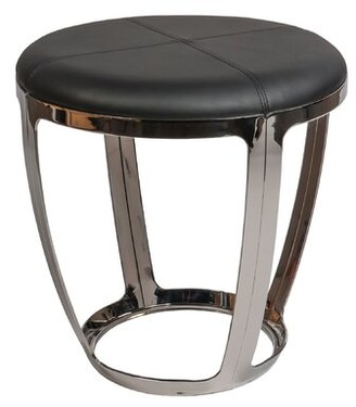 Allan Copley Designs Alyssa Upholstered Accent Stool