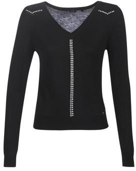 GUESS VIVIANA women's Sweater in Black