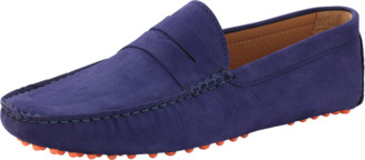 Bobbies L'Elegant Nubuck Loafer