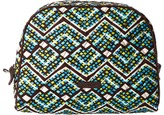 Vera Bradley Luggage - Large Zip Cosmetic Cosmetic Case