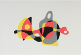 """Serena & Lily """"Organic Overlapping Shapes"""" by Jane Mitchell"""