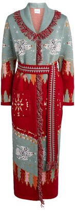 Hayley Menzies Drifters Longline Knitted Cardigan
